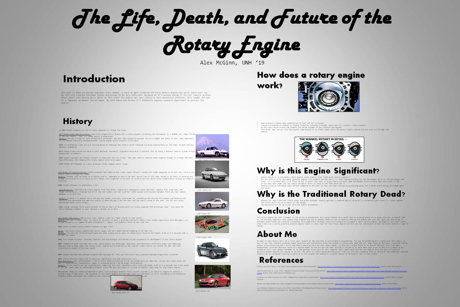 The Life, Death, And Future Of The Rotary Engine by ajmcginn59