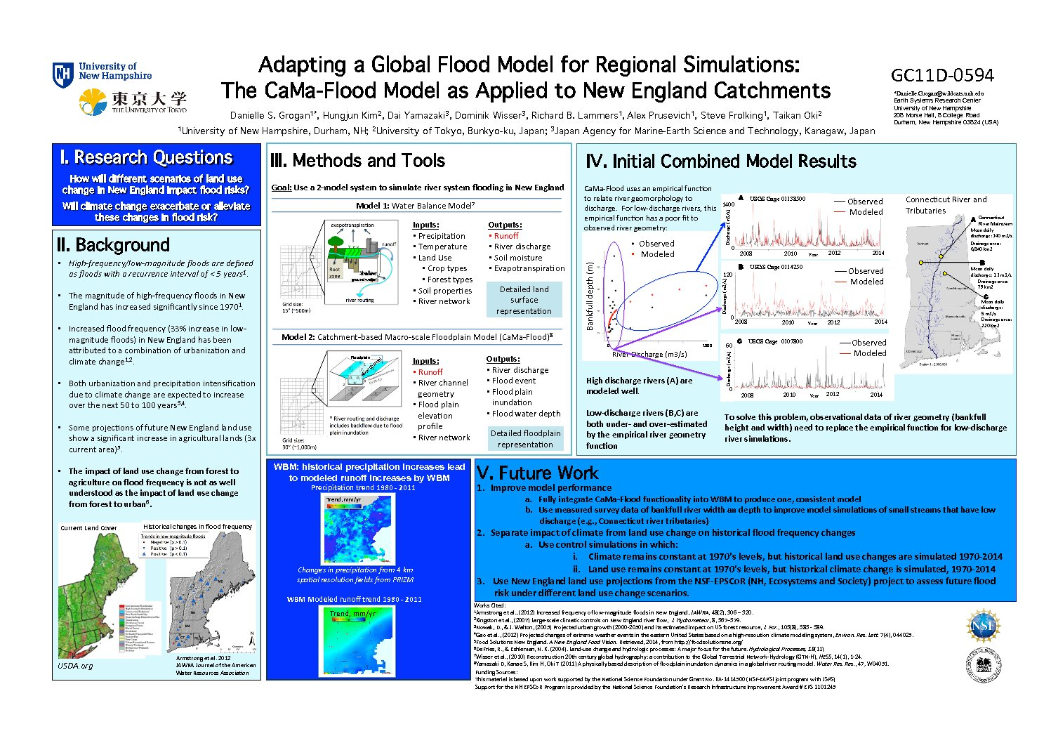 Adapting A Global Flood Model For Regional Simulations by dgrogan