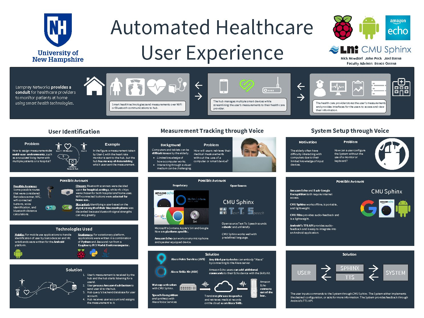 Automated Healthcare User Experience by jtf57