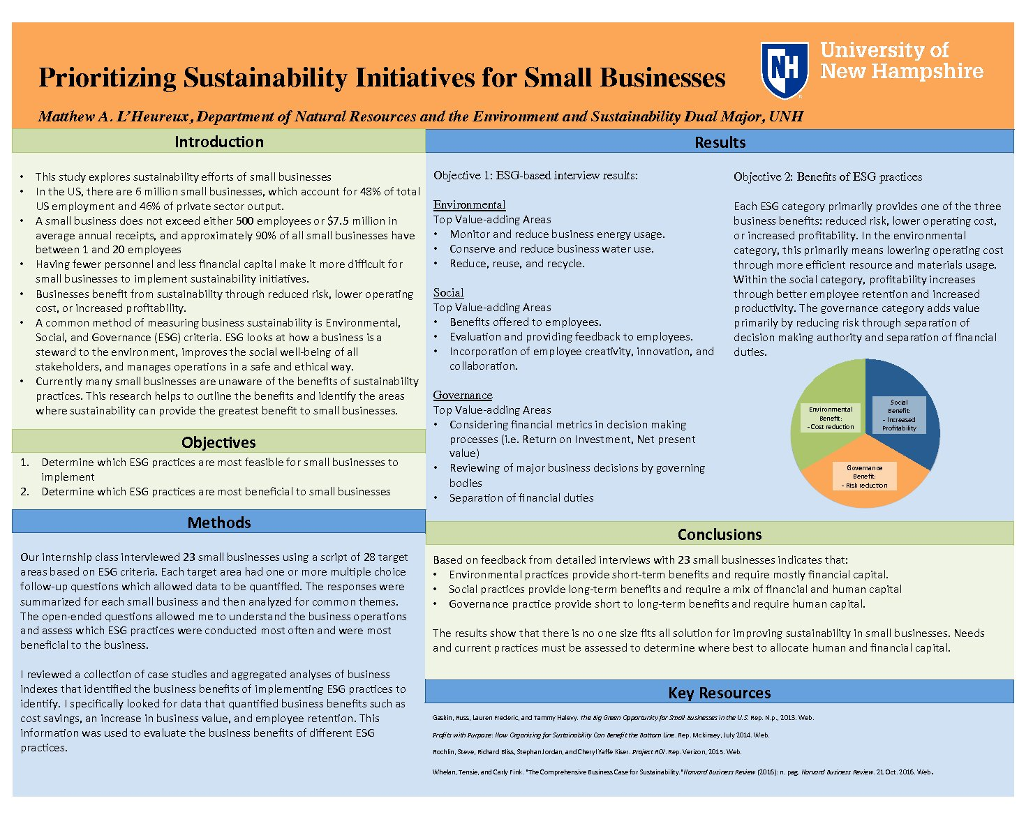 Prioritizing Sustainability Initiatives For Small Businesses by mal12