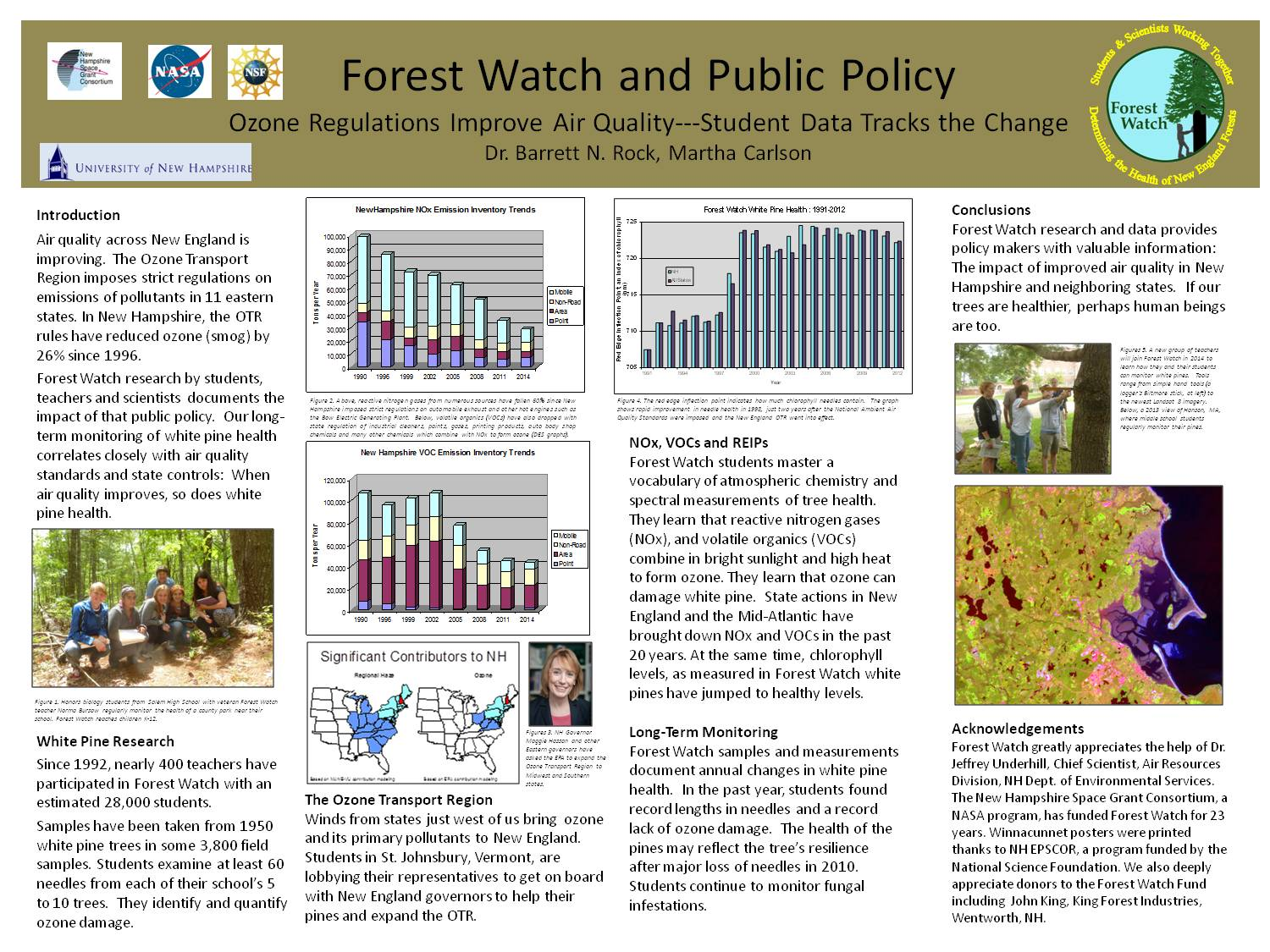 Forest Watch And Public Policy by mrg39