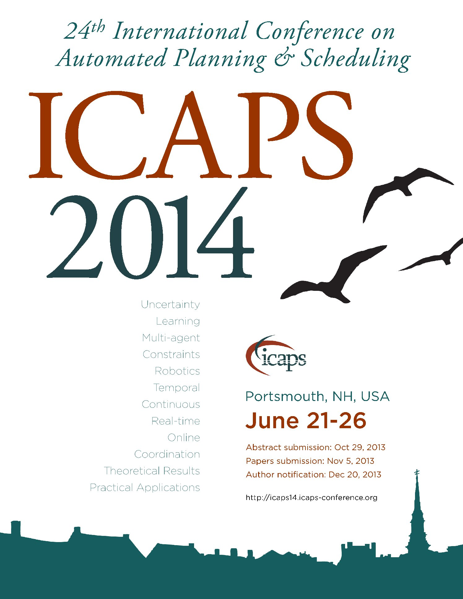 Icaps-14 Poster by ruml
