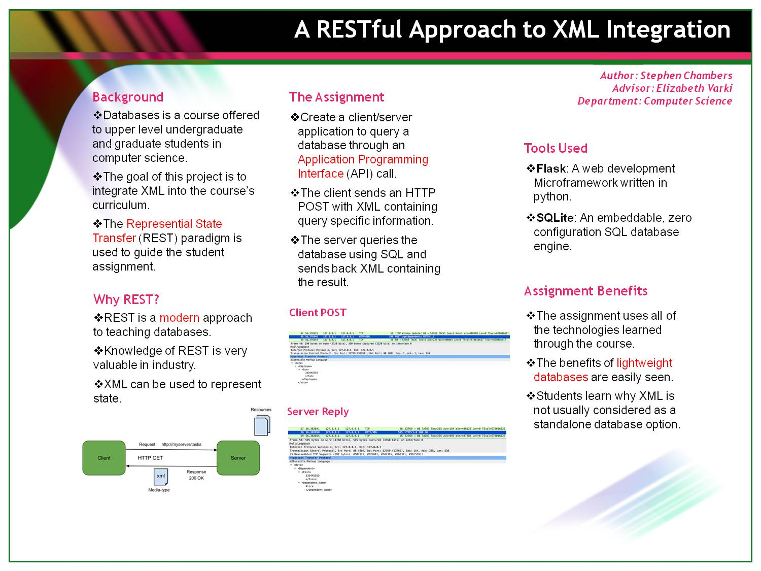 A Restful Approach To Xml Integration by smx227