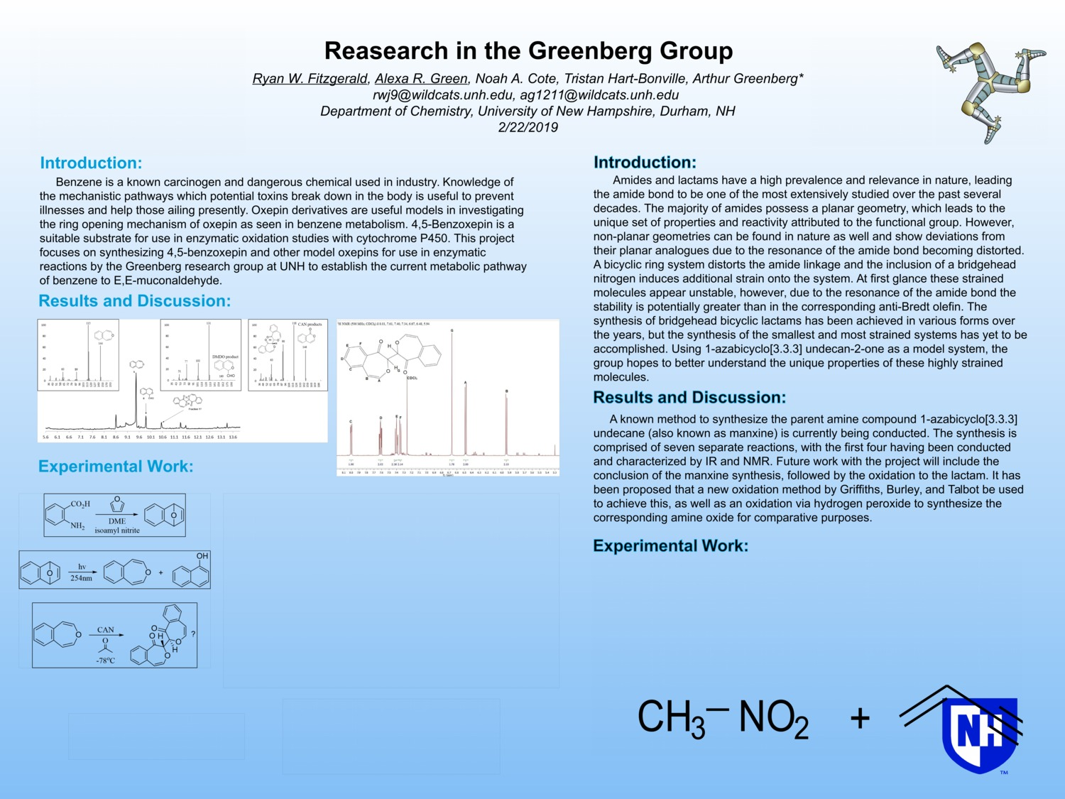 Research In The Greenberg Group by rwj9