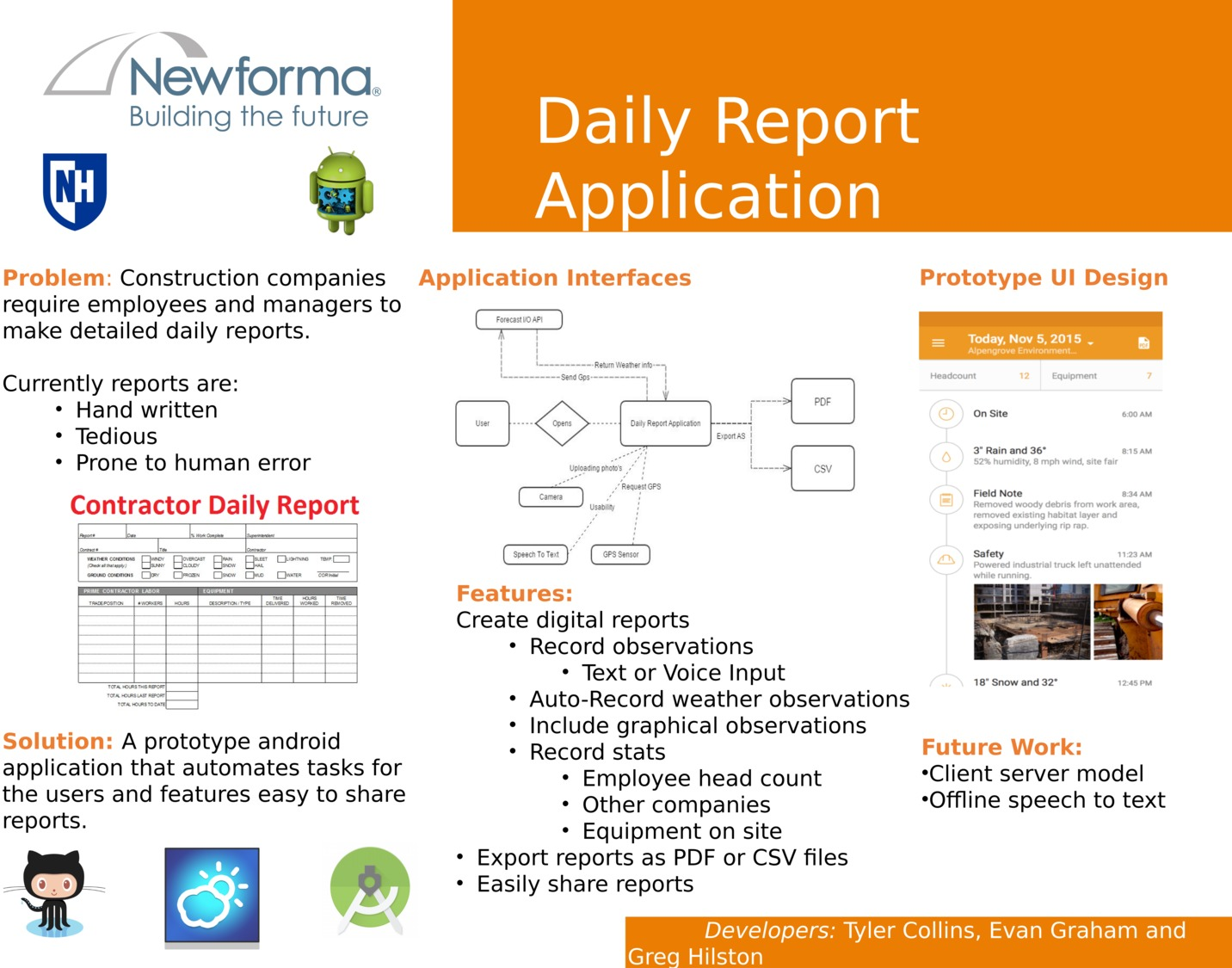 Newsroom Daily Report by ejo78