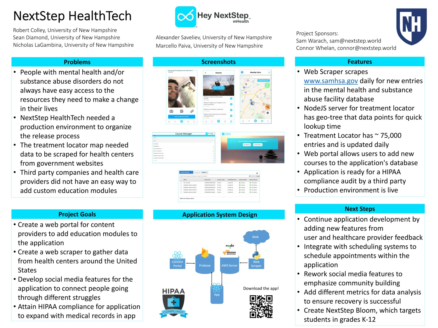 Nextstep Healthtech by rjc1006