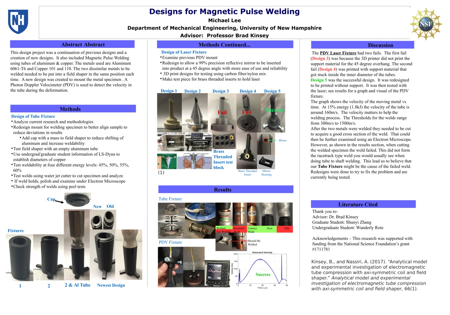 Designs For Magnetic Pulse Welding by wr1001
