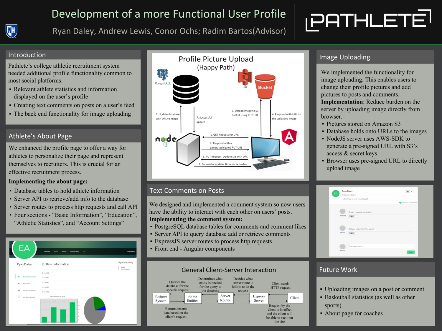 Pathlete Functionality Team by rdd2000